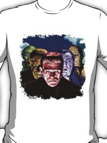 Classic Monsters COLOR POP! T-Shirt