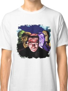 Classic Monsters COLOR POP! Classic T-Shirt