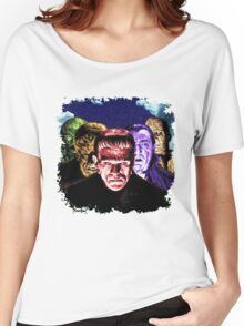 Classic Monsters COLOR POP! Women's Relaxed Fit T-Shirt