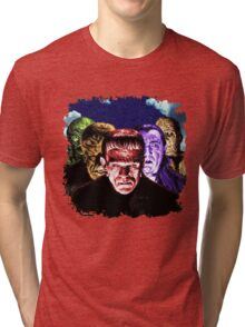 Classic Monsters COLOR POP! Tri-blend T-Shirt