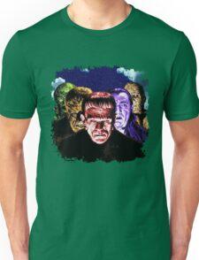 Classic Monsters COLOR POP! Unisex T-Shirt