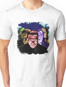 Classic Monsters COLOR POP! Unisex T-Shirt
