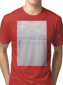 Rotorua, New Zealand Tri-blend T-Shirt
