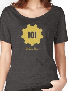 Welcome Home - 101 Women's Relaxed Fit T-Shirt