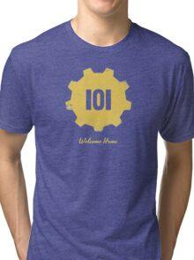 Welcome Home - 101 Tri-blend T-Shirt