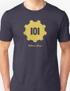Welcome Home - 101 T-Shirt