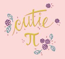 Cutie Pi (Pink) Kids Tee