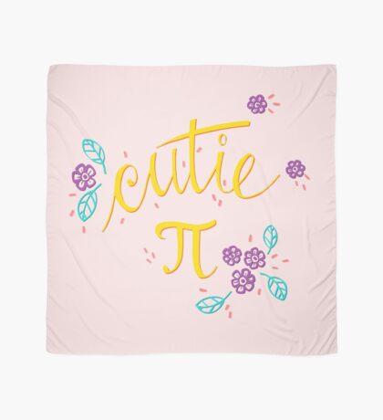 Cutie Pi (Pink) Scarf