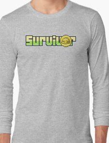 Golden Survivor Long Sleeve T-Shirt