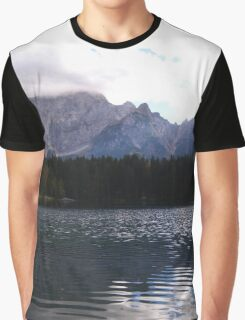 Lake Atmosphere Graphic T-Shirt