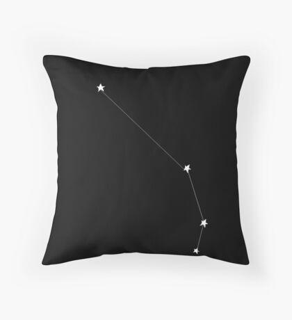 Constellation | Aries Throw Pillow