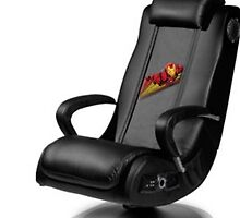Video Games Rocker Chair With Brand Logo by FurnishWithStyl
