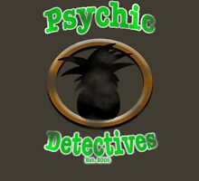 Psychic Detectives, Est. 2006 (Stressed) T-Shirt