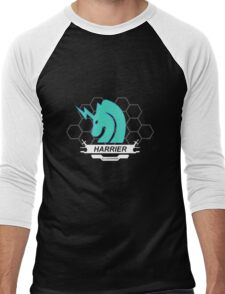Xenoblade X Harrier Logo Men's Baseball ¾ T-Shirt