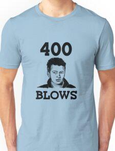 """Francois Truffaut's """"400 Blows Unisex T-Shirt"""