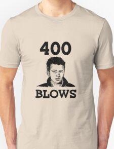 "Francois Truffaut's ""400 Blows T-Shirt"
