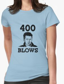 "Francois Truffaut's ""400 Blows Womens Fitted T-Shirt"
