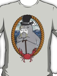 THE WALRUS  T-Shirt