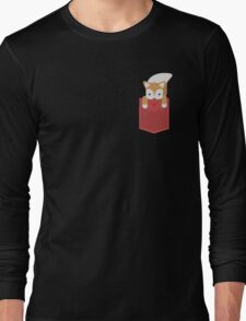 Fox Pocket - Cute on The Go! Long Sleeve T-Shirt