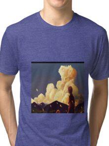 Clannad Tri-blend T-Shirt