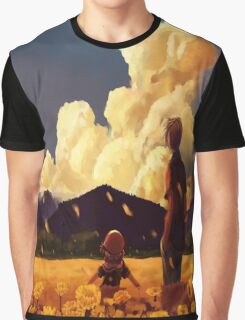 Clannad Graphic T-Shirt