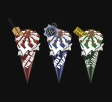 Cornetto Trio by WhitStand
