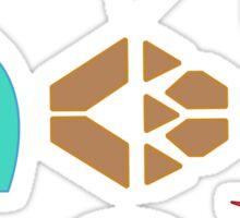 Xenoblade X Curator Logo Sticker