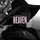 Beyoncé 'Heaven' Phone Case by Creat1ve