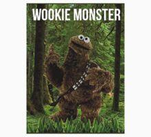 Wookie Monster by DaWombat