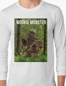 Wookie Monster Long Sleeve T-Shirt
