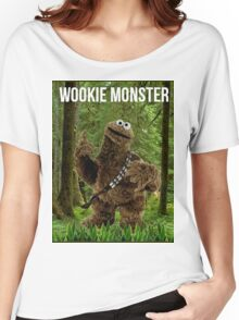 Wookie Monster Women's Relaxed Fit T-Shirt