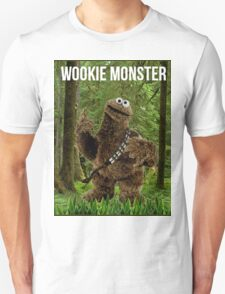 Wookie Monster Unisex T-Shirt