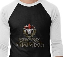 Planetside 2 - Terran Republic - Outfits - the 56th Recon Division Men's Baseball ¾ T-Shirt