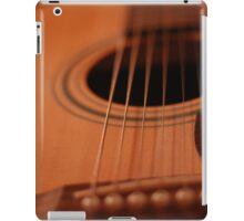 String Bridge iPad Case/Skin