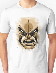 wolverine face Unisex T-Shirt