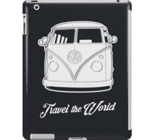 SWEATSHIRT BUS AIRCOOLED 2016 iPad Case/Skin