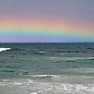 Rainbow, Kangaroo Island by Christina Backus