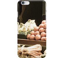 The Farmers Market - Amish iPhone Case/Skin