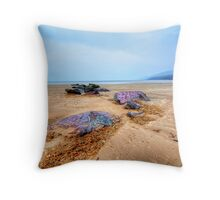 Inch, Ireland Throw Pillow