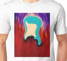 Strat paining Unisex T-Shirt