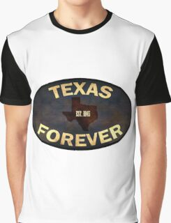Texas Forever Graphic T-Shirt