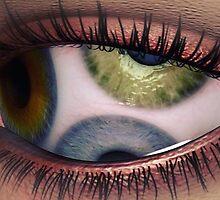 Crazy Eye by sanny12