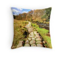 Grasmere, Lake District Throw Pillow