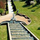 Stairway of water by Arie Koene