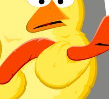 Scarface chiken  :) Sticker