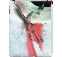 A CLOSER NY - BARRICADE RIBBON iPad Case/Skin