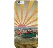 Phone case: Canoe Perigord iPhone Case/Skin