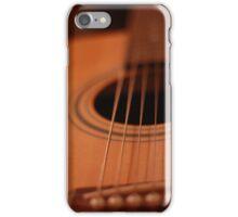 String Bridge iPhone Case/Skin