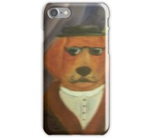 Sherlock Hound iPhone Case/Skin