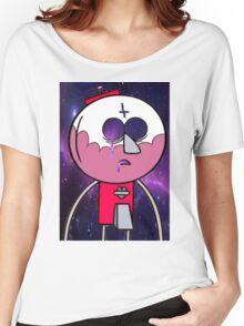 benson galaxy print Women's Relaxed Fit T-Shirt